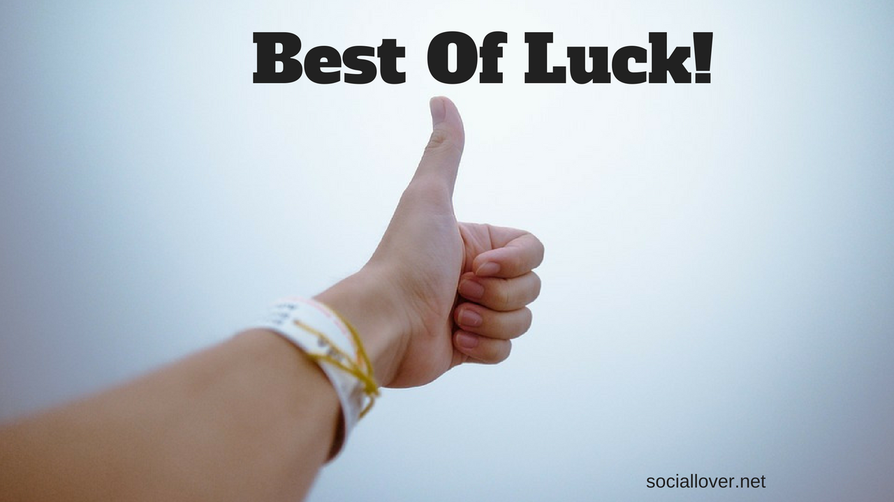 Good Luck Pictures, All The Best Images Wallpapers